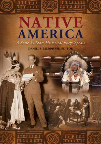 Download Native America: A State-by-State Historical Encyclopedia Pdf