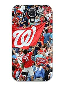 Nafeesa J. Hopkins's Shop washington nationals MLB Sports & Colleges best Samsung Galaxy S4 cases