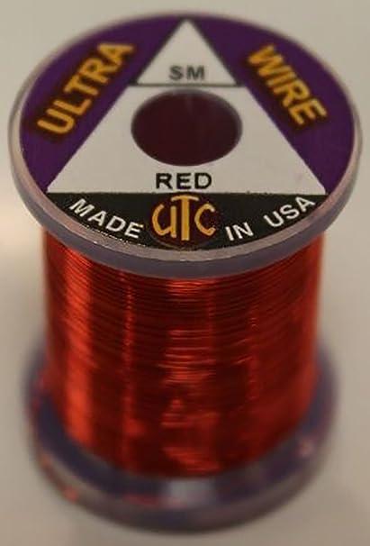 UTC Ultra Wire Small Copper Fly Tying
