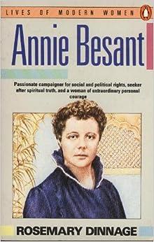 Annie Besant (Lives of Modern Women)