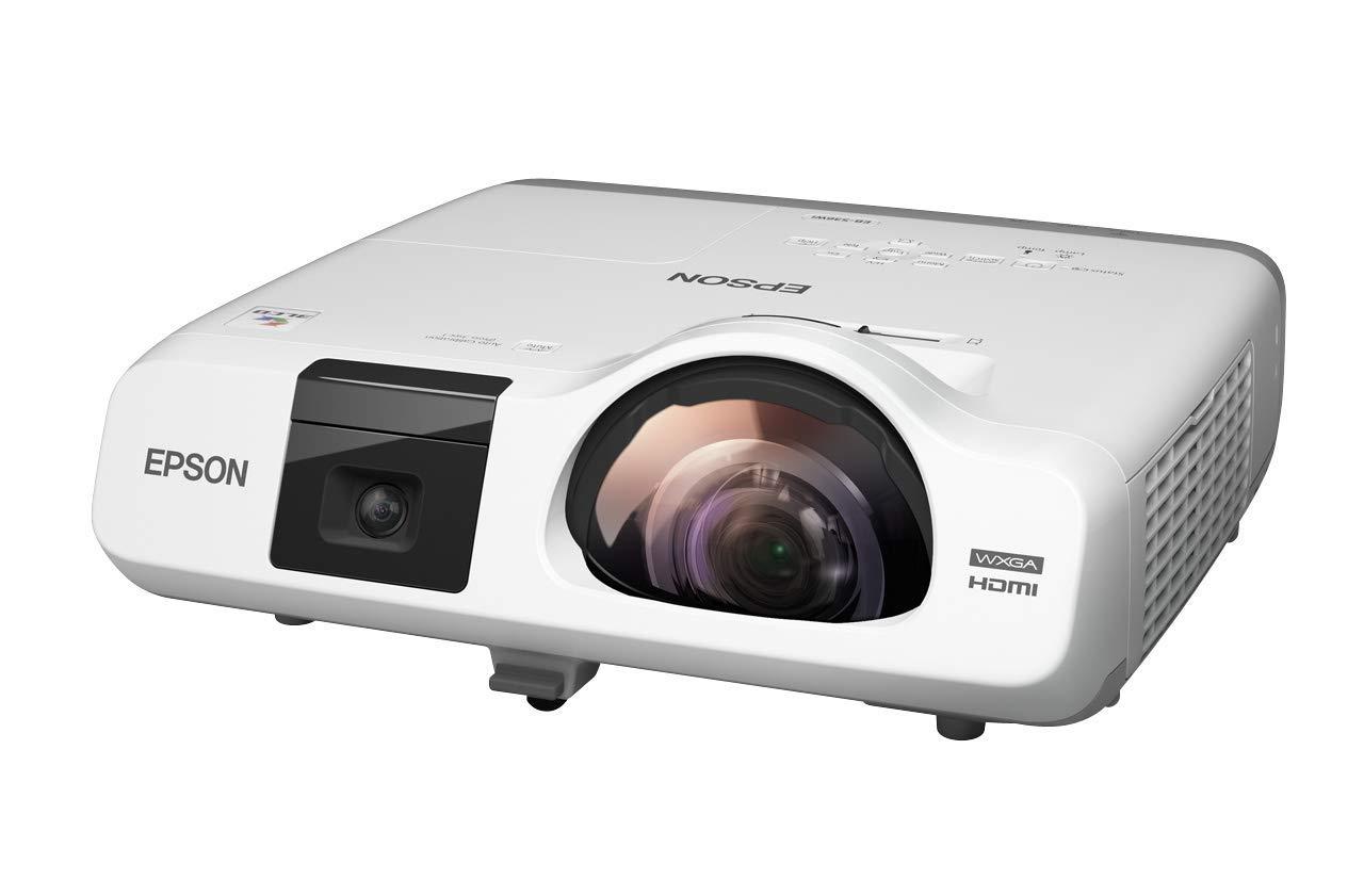 Epson EB-536Wi Video - Proyector (3400 lúmenes ANSI, 3LCD, WXGA ...