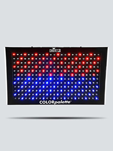 Chauvet Colorpalette Led Light Bank System