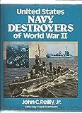 United States Navy destroyers of World War II