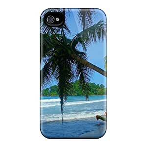 Case Cover Protector For Iphone 4/4s Punta Uva Beach 10722 Case by runtopwell