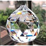 40mm Boule de Cristal Prismes Feng Shui Boule