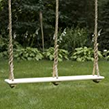 Double Child Tree Swing (33″ X 7.5″) – Teak Oil Review
