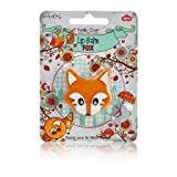 Fox Lip Balm, Orange -Vanilla Crush