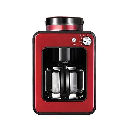 Cafetera Máquina de café Totalmente automática Mini máquina de café en casa Molinillo de café por
