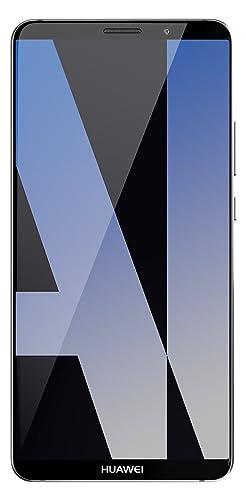 Huawei Mate 10 Pro (Single-SIM) 128GB BLA-L09 SIM-Free 4G Smartphone (Titanium Grey)