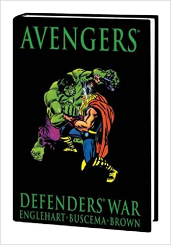 Amazon com: Avengers/Defenders War (Marvel Premiere Classic