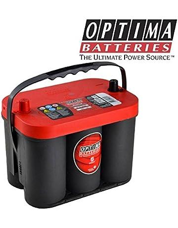 Batería de Coche Original Optima RTC 4,2 AGM 50 Ah y 1000 A