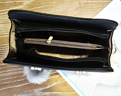 bandoulière bandoulière Kaki Générique vente sacs Faux Sac Vintage en chaude fourre sac tout cuir Messenger Mode à à main UqUZwxRPn
