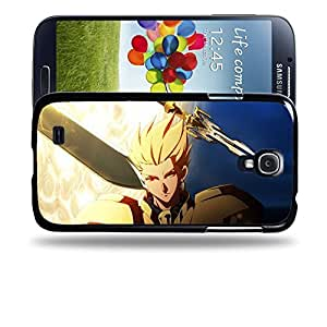 Case88 Designs Fate Stay Night Gilgamesh Gate of Babylon Protective Snap-on Hard Back Case Cover for Samsung Galaxy S4