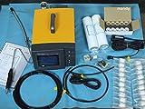 with micro printer NHA506EN automobile emisson exhaust gas analyzer HC, CO, CO2, O2, NO