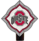 NCAA Ohio State Buckeyes Vintage Art Glass Nightlight