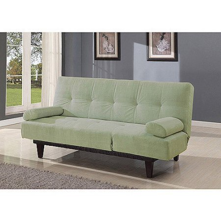 Barcelona 05855w Bk Multifunctional Convertible Futon Sofa