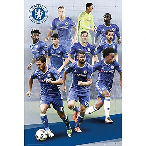 Poster - Chelsea F.C Players 78