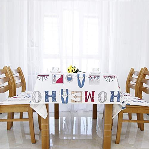 Z W135L180CM Nouveau Tissu De Table Tissu Table De Travail Tissu Table De Travail Tissu épaissie Table En Coton (Couleur   Z, taille   W135L180CM)