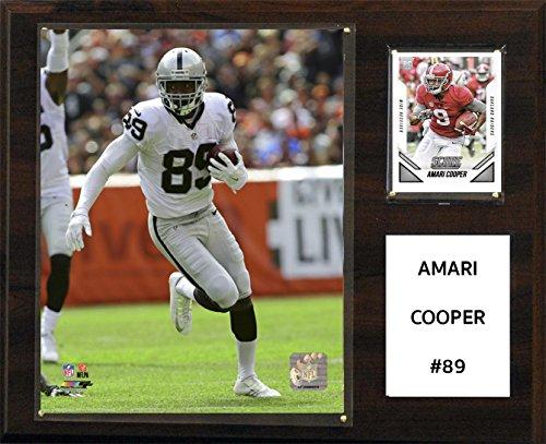 C&I Collectables NFL Oakland Raiders Amari Cooper Player Plaque, 12