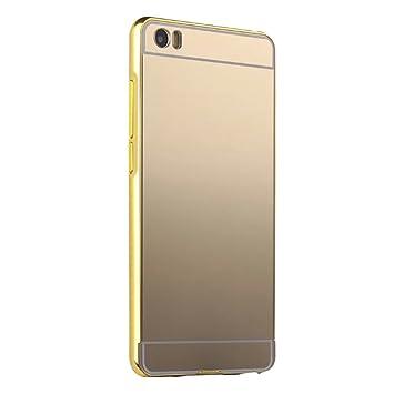 2 in 1 Espejo Funda para Xiaomi Redmi Note 2 Telefono ...