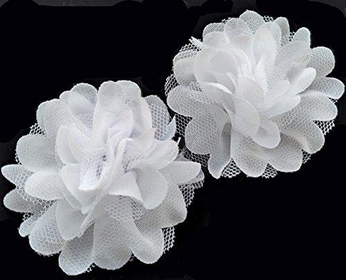 Dandan DIY 16pcs White Large6CM (2.4