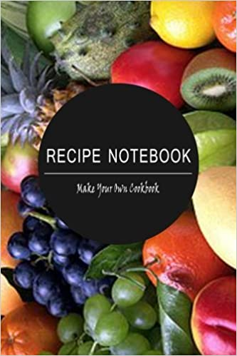 Recipe notebook make your own cookbook blank recipe book for you recipe notebook make your own cookbook blank recipe book for you to write over 100 of your very best recipes in blank cookbooks recipe books blank forumfinder Images
