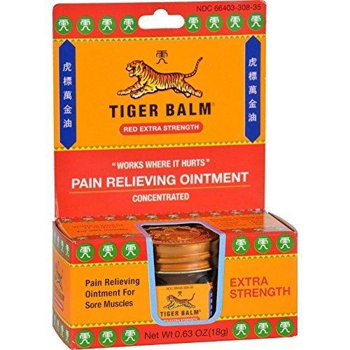 Tiger Balm Tiger Balm X Strng Red 18 Grm