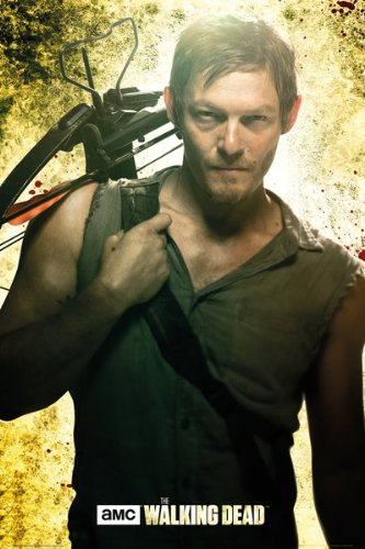 The Walking Dead - TV Show Poster Daryl By Stop Online
