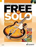 Free to Solo Guitar, , 1847612482