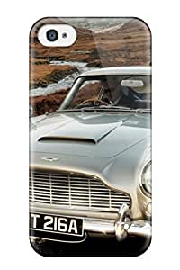 Iphone 4/4s Cover Case - Eco-friendly Packaging(aston Martin Db5 16)