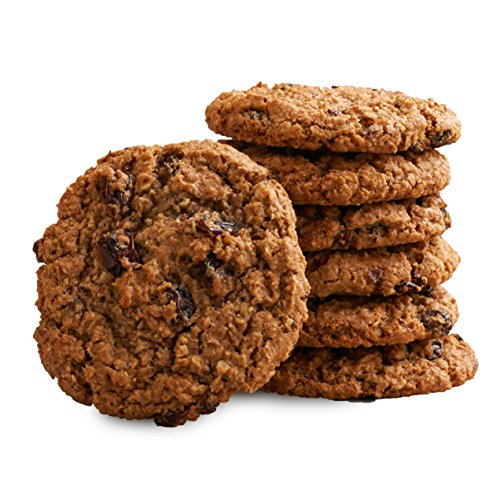 Pacific Cookie Company Fresh Baked Oatmeal Raisin Cookies, 24 Count (3 lbs) ()
