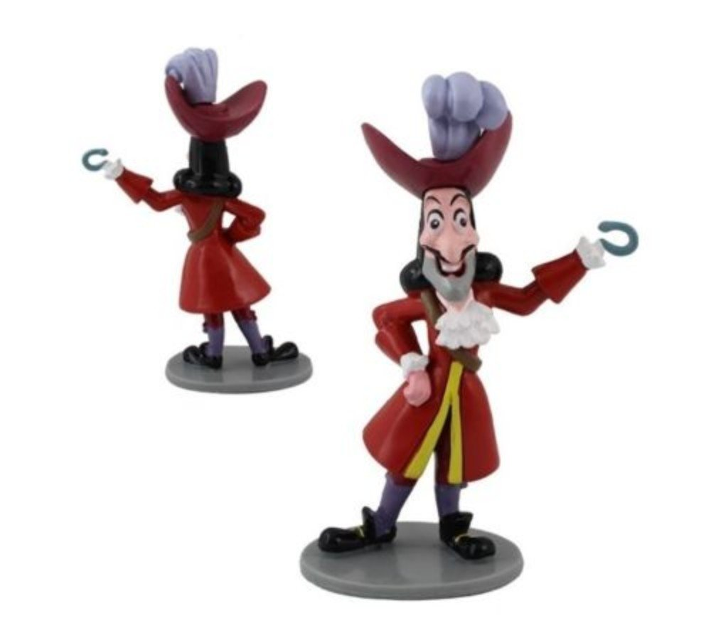 Jake Pirates Playset 7 Figure Cake Topper Toy Doll Set by  (Image #6)