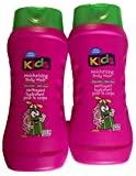 Kids Watermelon (2 Bottles of Moisturizing Body Wash)