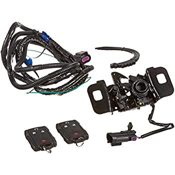 Amazon.com: Factory OEM Remote Activated Plug and Play Remote Start For Select 2014-2015 ...