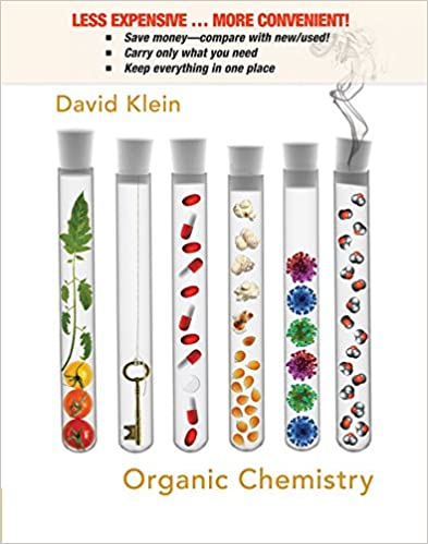 Klein organic chemistry test bank ebook coupon codes image organic chemistry david r klein 9780470917800 amazon books fandeluxe image collections fandeluxe Gallery