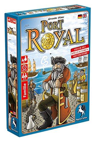 Pegasus Spiele Port Royal (Händler der Karibik) (Pirates Of The Spanish Main Ship List)