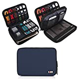 BUBM Double Layer Electronic Accessories