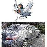 Prank Ideas Fake Bird Poop for Cars, Special Effects, Gag Toys, Halloween Pranks, Bad Parking, April Fools