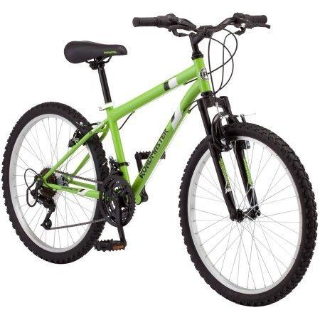 Roadmaster 24 Inches,  Granite Peak Boy's Mountain Bike, Gre