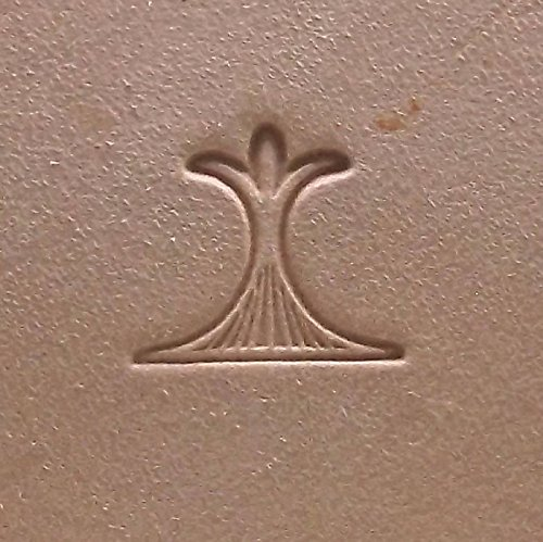Leather Border (Geo Border Leather Stamp 1/2
