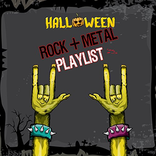 Halloween Rock & Metal Playlist ()