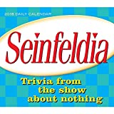 Seinfeldia Trivia From The Show About Nothing 2018 Daily Desk Boxed Calendar