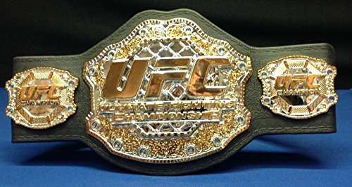 Ken Shamrock & Dan Severn signed UFC Championship Belt for sale  Delivered anywhere in USA