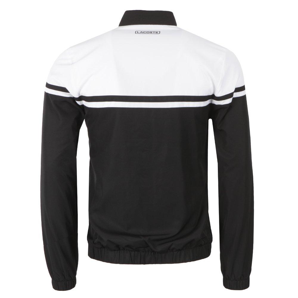 Lacoste Chándal para Hombre Sport, Color - Schwarz - weiß, tamaño ...
