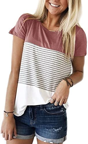 YunJey Sleeve Triple Stripe T Shirt product image