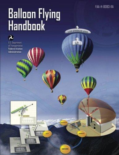 Balloon Flying Handbook (FAA-H-8083-11A)