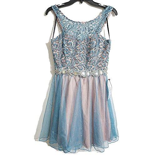 Festive Sea Juniors' Dress Be Studios 9 City Blue ztvUqU