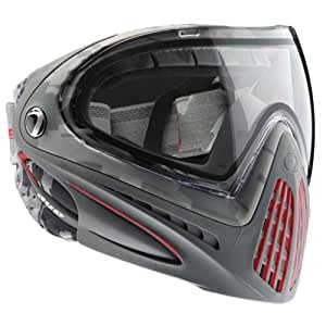 Dye i4 Goggles w/ Thermal Lens - Airstrike Red