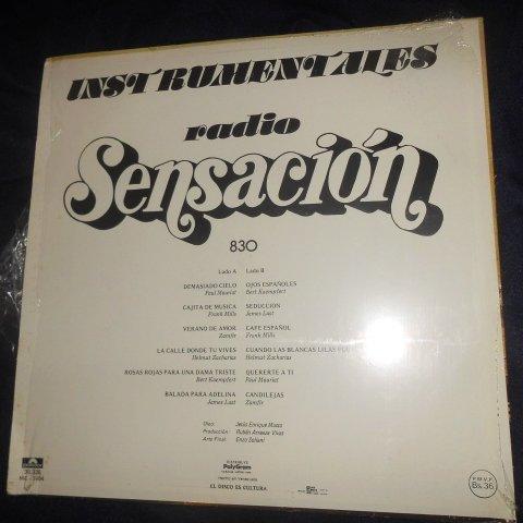 Instrumentales Radio Sensacion 830 (Various Artists - Polydor // Vinyl) by Polydor