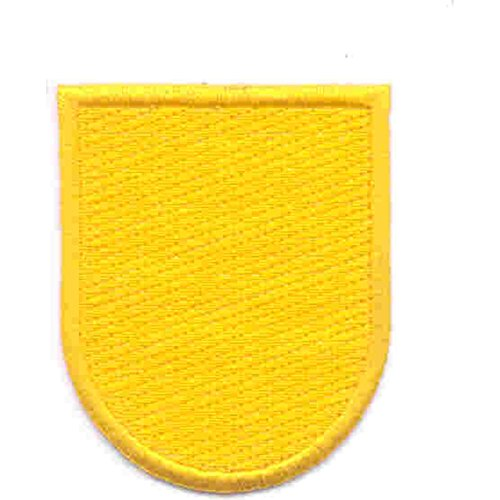 - 1st Special Forces Group Patch Flash 1961-1963